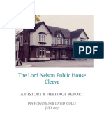Lord Nelson Heritage Report 2017