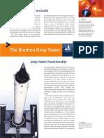 ZARM Brochure Drop Tower