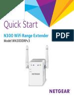 N200 WN3000RPv3 Extender