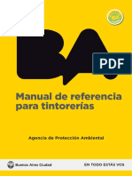 Manual de Referencia Para Tintorerias