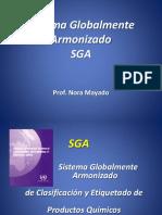 Sistema Globalmente Armonizado SGA. Prof. Nora Mayado.pdf