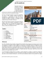 Casa Museo Freud (Londres) - Wikipedia, la enciclopedia libre.pdf