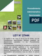 Procedimiento Administrador Sancionador - Ley 27444.pdf