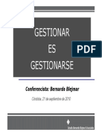 Modulo 2 - Bernardo Blejmar