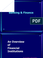 Week1-Overview of Financial Institutions