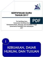 Sosialisasi Prakondisi Plpg 2017