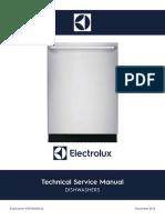 322179154 5995668042 Electrolux Technical Service Manual Dishwasher 2015