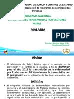 Malaria Guatemala