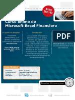 Curso Online de Microsoft Excel Financiero