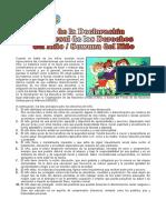 20 de NOVIEMBRE - Día de La Declaración Universal de Los Derechos Del Niño.