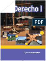 Libro de Texto Derecho-I