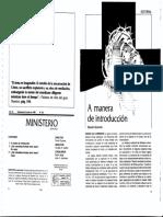 Cristología ASD Revista Ministerio Septiembre-Octubre 1986
