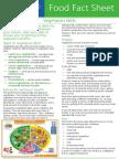 Vegetarian Food Facts