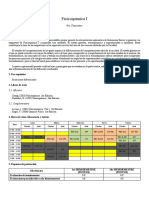 Información Complementaria FQ-I
