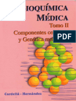 Bioquímica médica (tomo II), componentes celulares y genética molecular - Cardellá Hernández.pdf