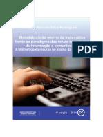 2. metodologia do ensino da matematica e tecnologia.pdf