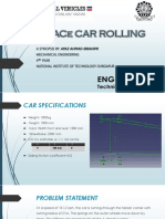 Roll Car Racing
