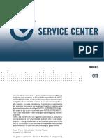 Service Center Manual Italian.pdf