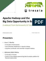 ApacheHadoop BigData in Banking