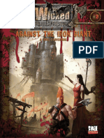 Wicked Fantasy Factory #02 - Against the Iron Giant