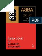 007. ABBA - Gold Greatest Hits (Elisabeth Vincentelli)