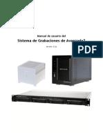 Manual Sistema Grabaciones