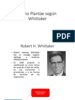 Reino Plantae Según Whittaker