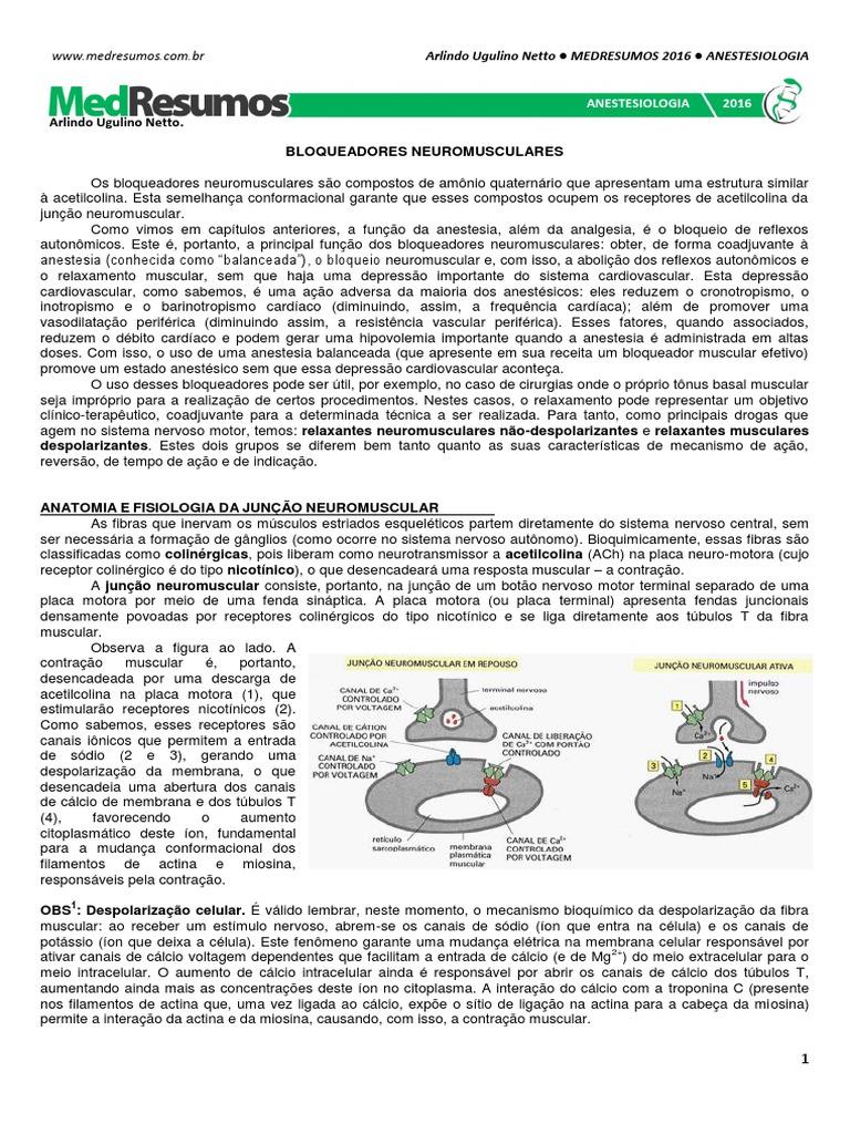Bloqueadores neuromusculares despolarizantes pdf viewer