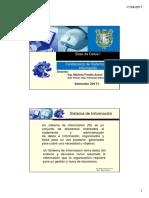 Sesión Nº 01 - Fundamento de Sistemas de Información