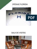 Hospedaje Florida