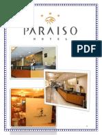 Breve Historia Del Hotel Paraiso