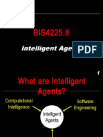 BIS4225.8 - Intelligent Agents.ppt