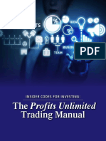 Profits Unlimited Trading Manual