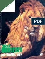 Revista Zoo No1 Panthera Leo