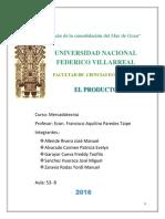 El Producto Info Final