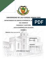 Evolución Del PIB Del Ecuador en Los Últimos Quince Años