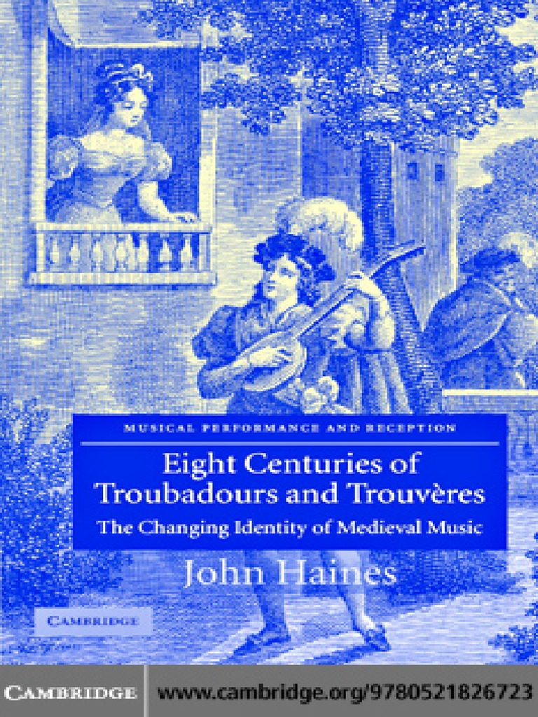 Eight Centuries of Troubadours and Trouvères | Poetry