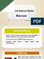 Logística Empresa Backus