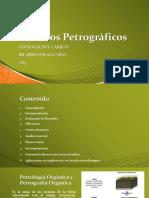 Métodos Petrográficos
