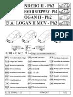 Front Parking Sensors 82-01-457 602