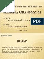 Economia analisis