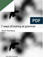 7 Ways of Looking at Grammar China Edit