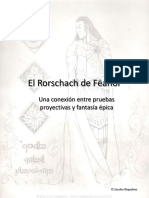 El Rorschach de Fëanor
