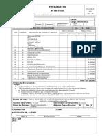 AnexoE-Plantilla Ejemplo de Presupuesto