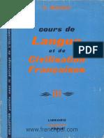 FRENCHPDF.com Cours de Langue Et de Civilisation Françaises3