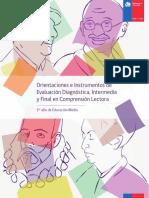 Orientaciones e instrumentos de Evaluación Diagnóstica