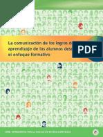 16.2013, La comunicación de los logros de aprendizaje de los alumnos desde el enfoque.pdf