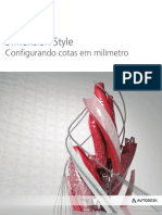 AutoCAD 2016 - Configuração Do Dimension Style (Mm)