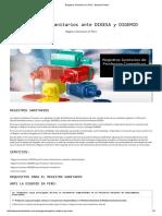 Registros Sanitarios en Perú - Estudio Delion 2.pdf