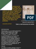Metodologia de Diseño arquitectonico